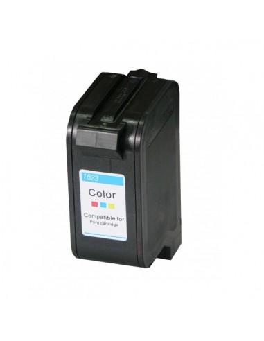 CARTUCCIA HP 23 COLORE RIGENERATA PER HP DeskJet 710C 720C C1823D 23D  CAPACITA' 36ML (12MLX3)