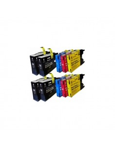 KIT 10 CARTUCCE LC 1280...